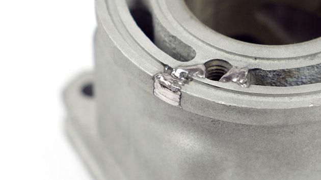 Saldature Laser | Precise Technology SA